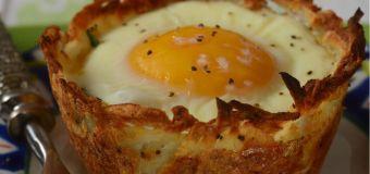 Un combo œuf et pommes de terre pour faire frétiller tes papilles
