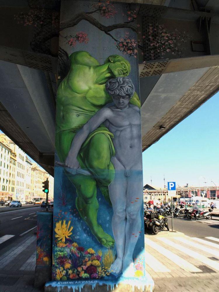 marseille street art chow
