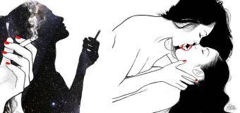 Petite Bohème : Les illustrations cosmiques et assumées de la sexualité féminine