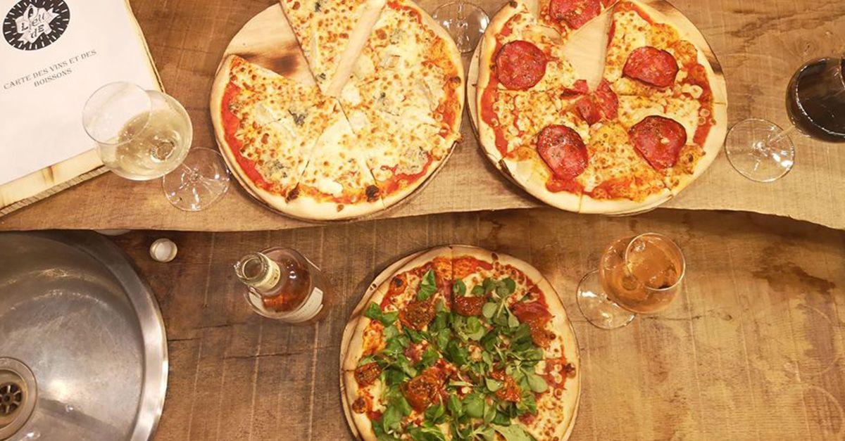 Ô Lieu de ne rien faire, viens déguster Pizza et bière à volonté