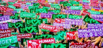 Chope tes places pour le Sziget festival à Budapest