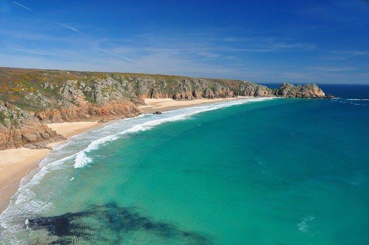 4 Porthcurno Cornwall