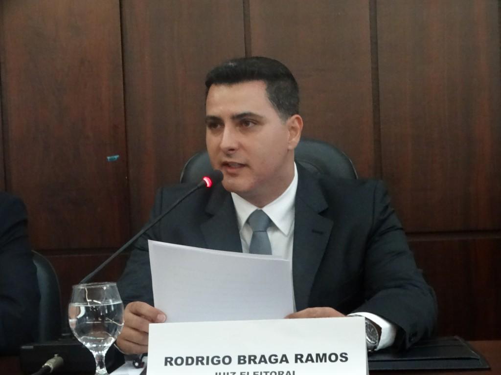 Resultado de imagem para Juiz Rodrigo Braga Ramos