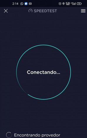 Tim's 5G connection test in Fortaleza took a long time to start;  problem did not happen on 4G