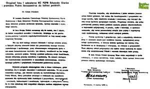 List do kobiet z 8 marca 1976 r. - część II