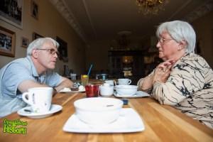 Spotkanie z panią Barbarą Kobylarczyk. 13 VIII 2016 r.