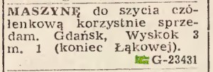 Reduta Wyskok 3 m. 1 Róg Łąkowej
