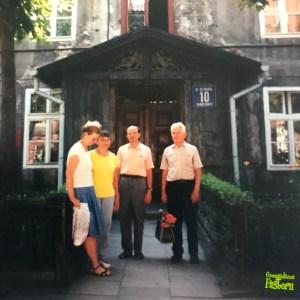 Dom na ul. Kieturakisa 10 - rok 1997
