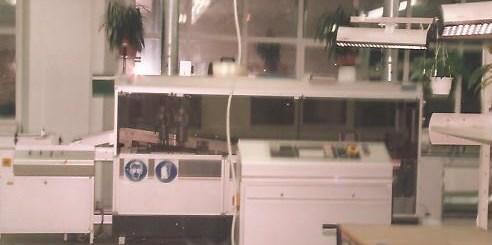 Rok 1999. Firma Qcom wprowadziła się do budynku po dawnym Unimorze