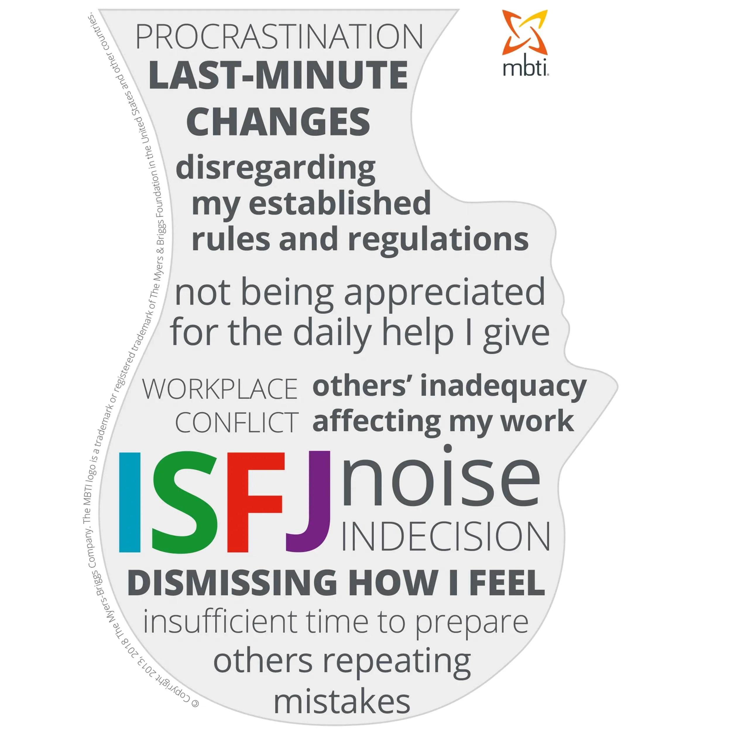 ISFJ personality profile