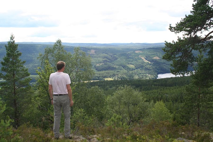 Sysslebäck: alleen op de wereld in Zweden