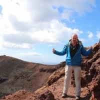 Langs de vulkanen van zuidelijk La Palma