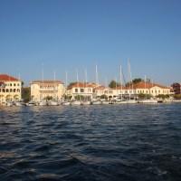 Preveza: noordwest Griekenland vanaf het water gezien