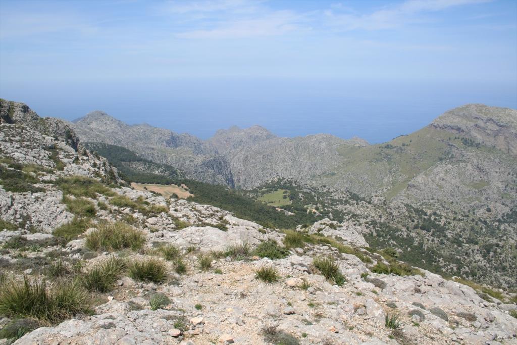 Mountain view Tramuntana
