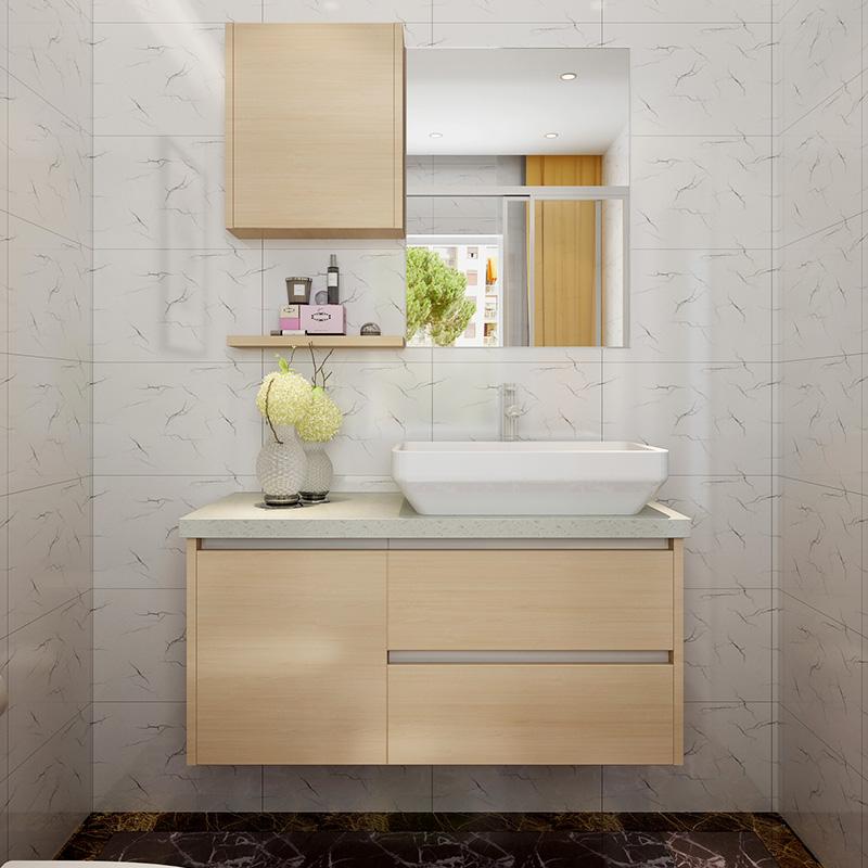 Oppein Kitchen In Africa Modern Simple Hpl Bathroom Cabinet Design Bc16 H01