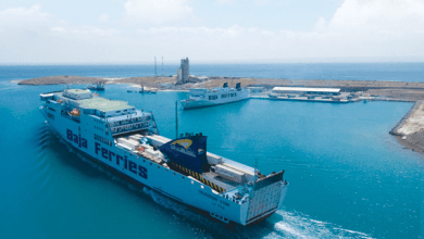 Photo of Baja Ferries invierte 270 mdp en barco