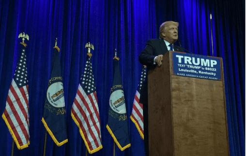 Foto: donaldjtrump.com. Trump ha planteado además construir un muro en la frontera común, con un costo que cobraría a México.