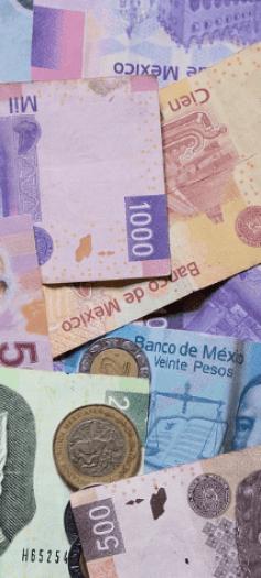 Foto: Pixabay. Durante la sesión se espera que el peso cotice entre 18.05 y 18.20 pesos por dólar.