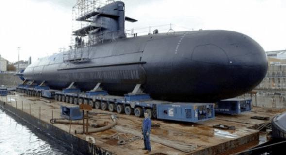 Foto: Indiandefence. Scorpene. La filtración sobre los sumergibles indios también incluye datos sobre las capacidades de camuflaje de estas naves.