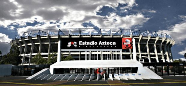 Foto: Visitmexico. El Estadio Azteca cuenta con capacidad para aproximadamente 100,000 espectadores sentados.
