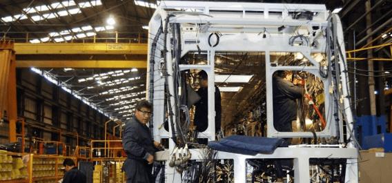 Foto: Bombardier. La empresa inició sus actividades en México desde 1992 en su planta de Ciudad Sahagún. La empresa produce y exporta, actualmente, partes primarias de trenes y carros completos a Estados Unidos, Australia, Canadá y Sudáfrica.