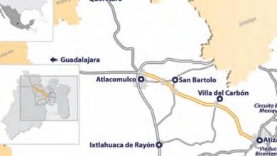 Photo of OHL pagará al gobierno 0.5% de sus ingresos por autopista Atizapán-Atlacomulco