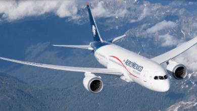 Photo of Aeroméxico posee 31.2% de participación en el mercado nacional de México