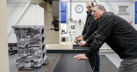 Nemak ofrece variadas tecnologías de fundición de aluminio, una ventaja comparativa