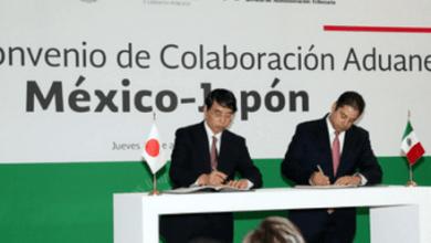 Photo of México y Japón pactan colaboración en aduanas e intercambio de información