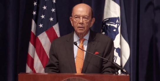 Ross destaca baja del contenido de EEUU en exportaciones de México