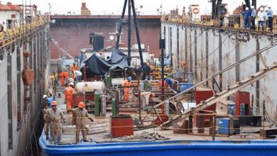 Photo of Grupo TMM proyecta construir buques en su astillero de Tampico