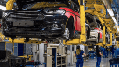 Photo of Salarios automotrices (Ford) promedian 26 dólares por hora en EU