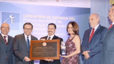 Photo of Los cinco ganadores del Premio Nacional de Tecnología e Innovación (PNTI) 2017