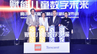 Photo of Lego y Tencen se asocian para producir juegos en línea para niños