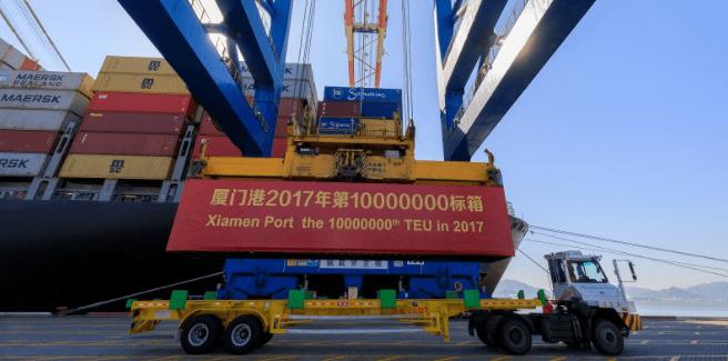 """El gobierno de China aseguró este viernes estar dispuesta a """"eximir desde ya de aranceles a determinadas importaciones de soja, cerdo y otros productos básicos en función de la demanda de las empresas"""", según un comunicado del ministerio de Hacienda."""