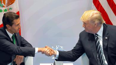 Photo of AMLO sugiere a Peña Nieto negociar directamente con Trump el TLCAN