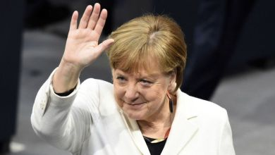 Photo of Merkel impulsa bloque internacional contra aranceles de Trump
