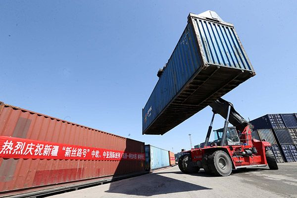 Container shipping fell to 92.4 points in an index released this Thursday by the World Trade Organization (WTO).