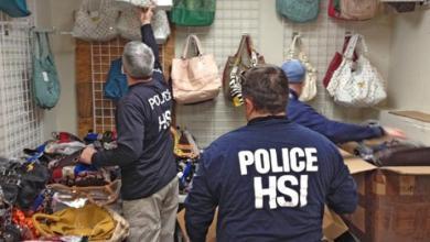 Photo of Realizan mega decomiso de artículos falsificados en Laredo