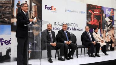 Photo of FedEx Express México inaugura estación en Mexicali