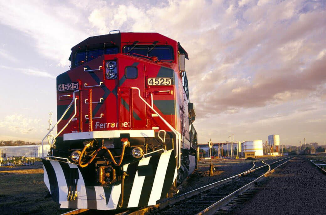 The companies Ferrocarril Mexicano (Ferromex) and Kansas City Southern de México (KCSM) gained market share in the movement of rail freight in Mexico from January to April 2020, according to official data.