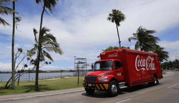 Del total de distribuidores minoristas, Coca Cola FEMSA tiene 1 millón 045,780 en México y Centroamérica y 852,091 en Sudamérica.