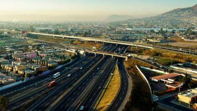Photo of Sube tráfico promedio en el Circuito Exterior Mexiquense