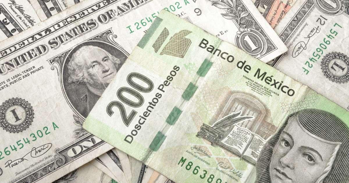 El peso inicia la sesión de manera estable alrededor de 18.77 pesos por dólar, lo que equivale a una ligera depreciación de 0.01%, después de que por la mañana se publicó la inversión fija bruta de noviembre, que mostró un retroceso anual de 2.8%, de acuerdo a cifras desestacionalizadas.