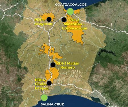 Personal del IPN apoyará al Corredor Interoceánico del Istmo de Tehuantepec