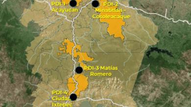 Photo of Planes de inversión del Corredor Interoceánico Istmo de Tehuantepec