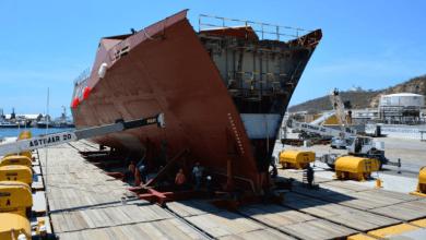 Photo of La Secretaría de Marina reporta acciones en construcción naval