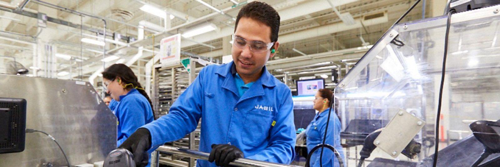 Jabil lleva a cabo sus operaciones en instalaciones ubicadas en varios países, entre ellos China, Hungría, Malasia, México, Singapur y Estados Unidos.
