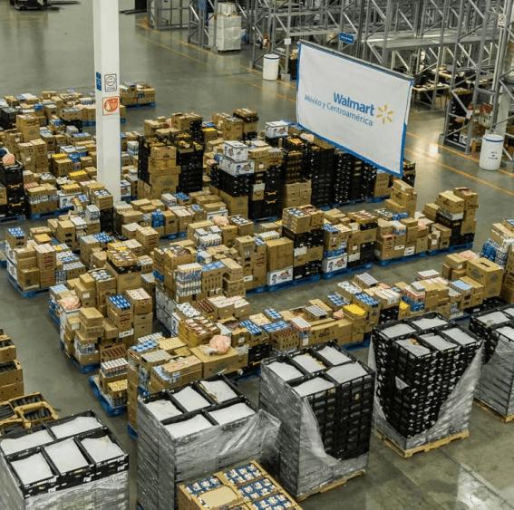 Walmart de México crece en un quinquenio.
