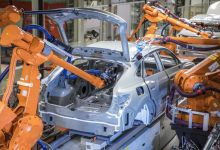 Audi implementó el control de calidad electrónico.